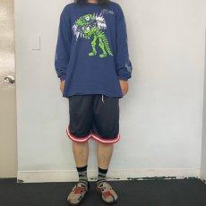 画像2: Champion メッシュ バスケットパンツ  (2)