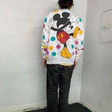 """画像5:  90's MICKEY&CO.  """"Mickey Mouse"""" キャラクタープリントスウェット (5)"""
