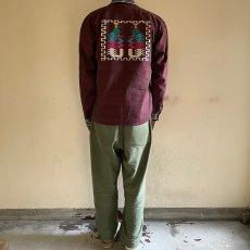 画像4: 【SALE】70〜80's グアテマラシャツ (4)