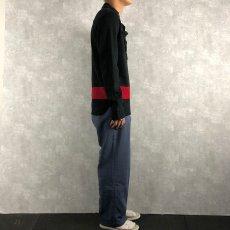 画像3: POLO Ralph Lauren チンスト付きプルオーバーシャツ M (3)