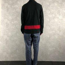 画像4: POLO Ralph Lauren チンスト付きプルオーバーシャツ M (4)