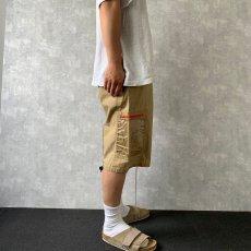 画像3: Calvin Klein ビニールポケットデザイン アウトドアショーツ W33 (3)