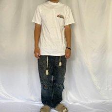 """画像2: 90's USA製 """"無限 mugen power"""" 企業プリントTシャツ M (2)"""