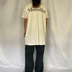 画像4: 90's Les Miserables USA製 ミュージカルプリントTシャツ ONE SIZE (4)
