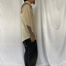 画像3: 40's〜50's Mc Clure's ウエスタンシャツ (3)