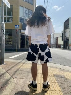 """画像5: STRANGE TRIP """"COW WIDE SHORTS"""" WHITE 【M】 (5)"""