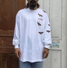 "画像4: BOWWOW ""THE SILENCE"" LS TEE WHITE 【XL】 (4)"