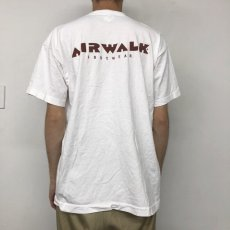 画像5: 90's AIRWALK ロゴTシャツ XL (5)