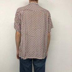 画像4: 60's Sandy Mac Donald Rayon Shirt L (4)
