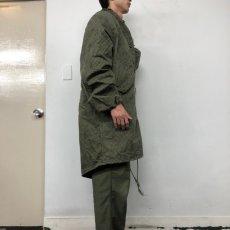画像3: 【SALE】 80's U.S.ARMY Night Camoflage Parka MEDIUM ライナー付き (3)