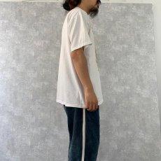 画像4: 〜2000's USA製 聖母マリア イラストプリントTシャツ XL (4)