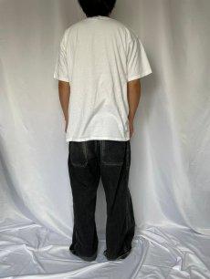 """画像4: 90's """"Non Sequitur"""" シュールイラストプリントTシャツ XL (4)"""