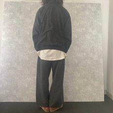 画像4: NIKE ロゴ刺繍 ジップジャケット M (4)
