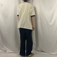 """画像4: 2000's ALF """"SPONGES SUCK!"""" テレビドラマプリントリンガーTシャツ 2XL (4)"""