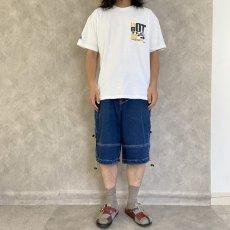 画像6: ● 【SALE】 90's Reebok USA製 Above the Rim プリントTシャツ L (6)
