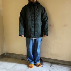 画像7: 90's ROYAL CANADIAN NAVY INTERMEDIATE COLD WEATHER PARKA 74/40 (7)