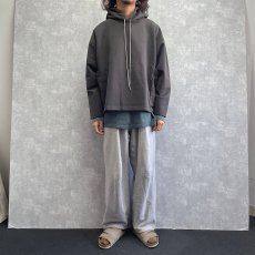"""画像6: GOFUKUSAY """"CROSS POCKET FOODIE"""" CHACOAL 【FREE SIZE】  (6)"""