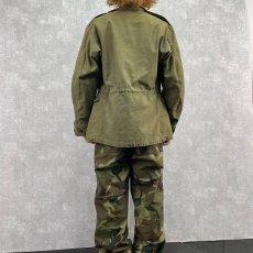 画像4: 40's U.S.ARMY M-43 フィールドジャケット 36R (4)