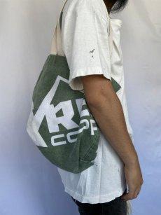 画像2: REI コットントートバッグ (2)