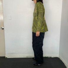 """画像4: 60's """"AN KHE VIET NAM"""" キルティングカモ Vietnam Souvenir Jacket (4)"""
