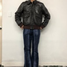 """画像5: L.L.Bean USA製 FLYING TIGER JACKET """"A-2TYPE"""" 38 (5)"""