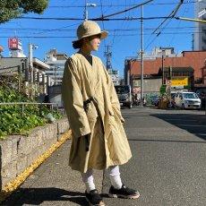 """画像2: GOFUKUSAY """"FAR EAST TOURING COAT"""" BEIGE (2)"""