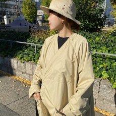 """画像3: GOFUKUSAY """"FAR EAST TOURING COAT"""" BEIGE (3)"""