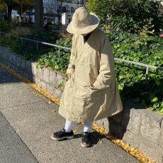 """画像4: GOFUKUSAY """"FAR EAST TOURING COAT"""" BEIGE  (4)"""