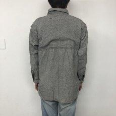 画像5: 40's MONTGOMERY WARD ウールワークシャツ (5)