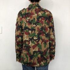 画像4: スイス軍 アルペンカモ フィールドジャケット (4)