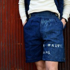 "画像1: Feeet ORIGINAL GARMENTS ""THE HUNTER SHORTS"" (1)"