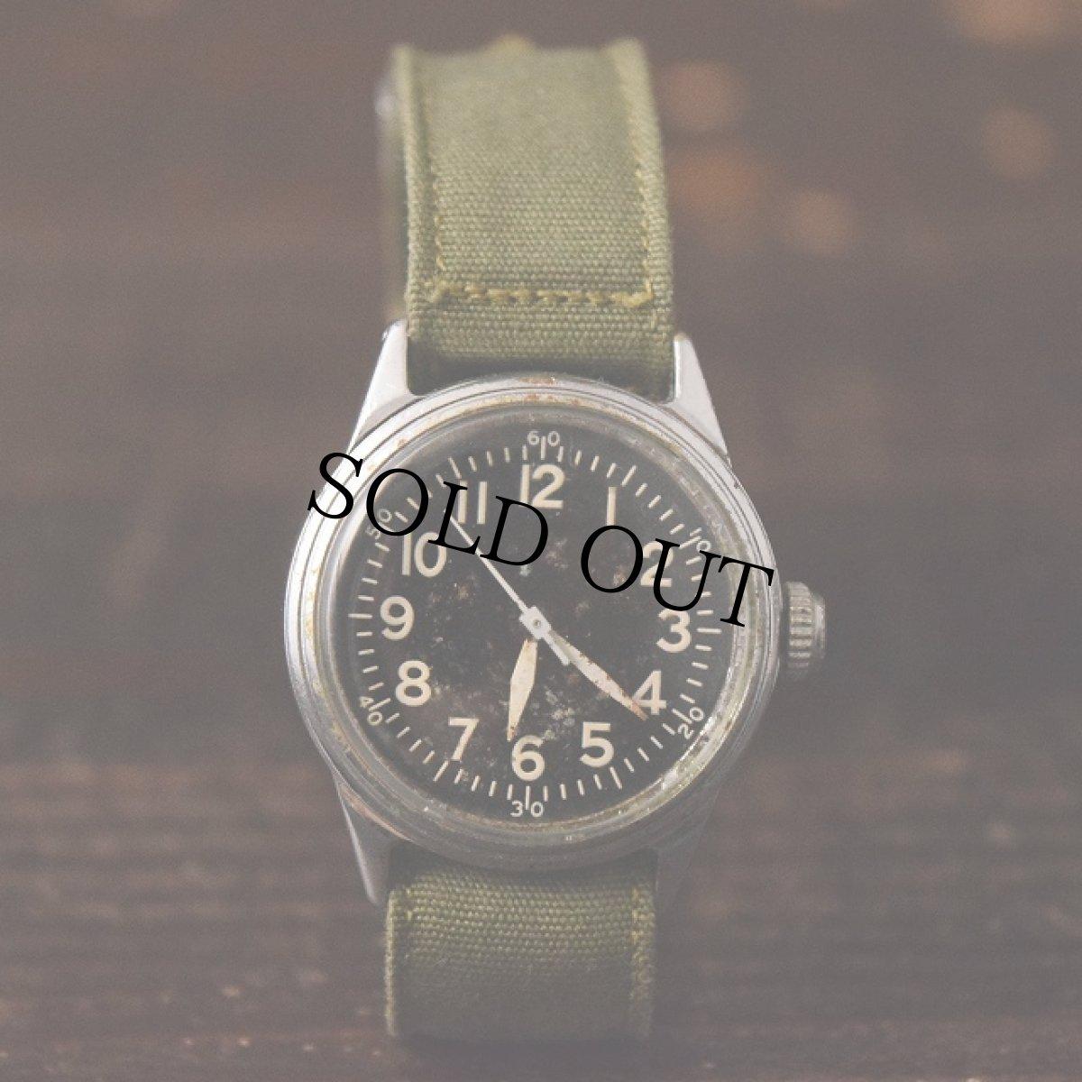 画像1: 40's ELGIN A-11 WWII ミリタリーウォッチ (1)