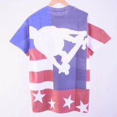 "画像2: ●【SALE】  BOWWOW ""OLD GLORY"" SKATE TEE (2)"