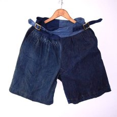 "画像2: Feeet ORIGINAL GARMENTS ""THE HUNTER SHORTS"" (2)"
