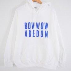 """画像2: BOWWOW """"PABLO ABEDON"""" HOODIE (2)"""