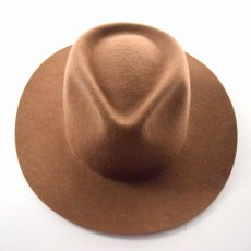 "画像6: NEXUSVII ""WOOL HAT"" CAMEL (6)"