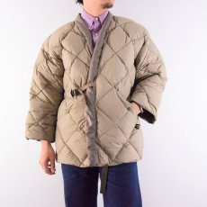 "画像5: COMFY OUTDOOR GARMENT ""DOTERA DOWN"" BEIGE (5)"
