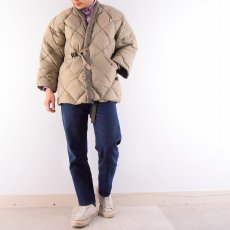 "画像6: COMFY OUTDOOR GARMENT ""DOTERA DOWN"" BEIGE (6)"