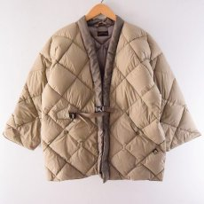 "画像2: COMFY OUTDOOR GARMENT ""DOTERA DOWN"" BEIGE (2)"