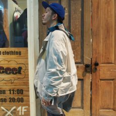 "画像6: 【価格を見直しました】 COMFY OUTDOOR GARMENT ""15 STEP COAT"" BEIGE (6)"