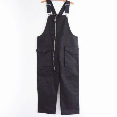 "画像1: COMFY OUTDOOR GARMENT ""NO USELESS OVERALL"" BLACK sizeS (1)"
