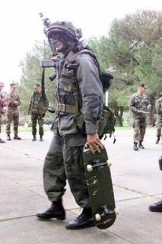 画像2: USMC EXPERIMENTAL T-PATTERN Trousers (2)