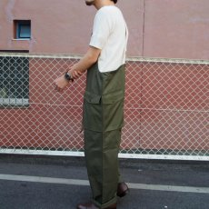 "画像1: COMFY OUTDOOR GARMENT ""NO USELESS OVERALL"" OLIVE sizeM (1)"