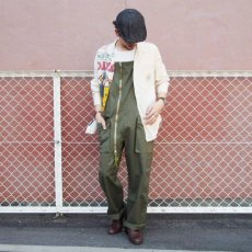 "画像9: COMFY OUTDOOR GARMENT ""NO USELESS OVERALL"" OLIVE sizeM (9)"