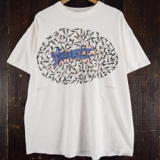 "画像1: 90's Peter Gabriel ""Blood of Eden"" ツアーTシャツ XL (1)"