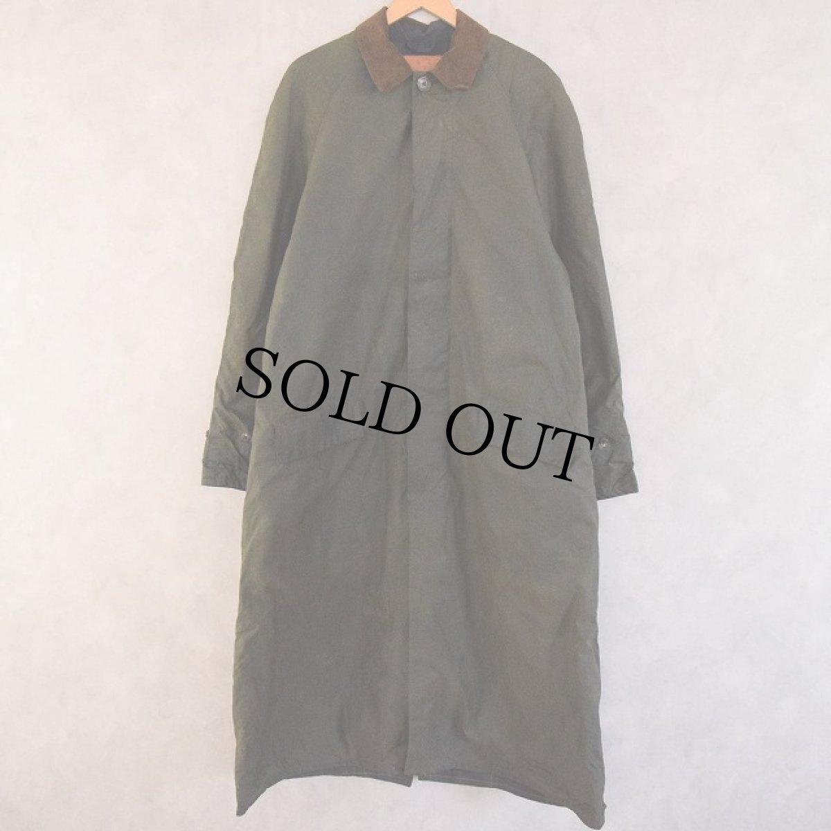 画像1: POLO Ralph Lauren Oiled Cotton Coat (1)