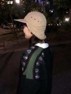 """画像4: ARIGATO FAKKYU """"Wool Knit Sweater"""" BLACK 【M】 (4)"""