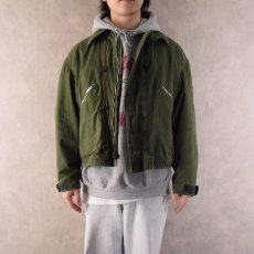 画像2: 60's ROYAL AIR FORCE MK-3 Flight Jacket 初期型 (2)
