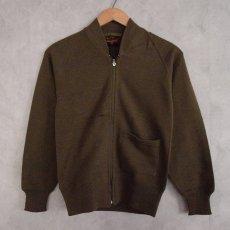 画像1: 40's WWII USAAF C-2 Knit Sweater (1)