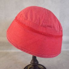 画像1: U.S.NAVY SAILOR HAT RED (1)